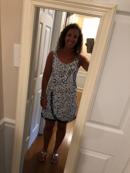 My new romper dress